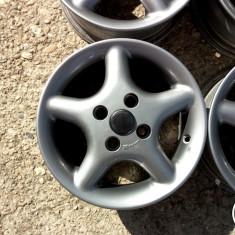 JANTE MSW 13 4X100 RENAULT VW OPEL SI ALTELE - Janta aliaj, 5, 5, Numar prezoane: 4