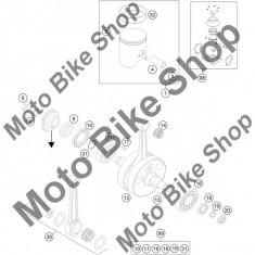 MBS Piston KTM 250 SX/EXC 06-15, cota 1, complet cu garnituri #98, Cod Produs: 00050000011KT - Pistoane - segmenti Moto