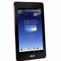Tableta Second Hand Asus MeMO Pad HD 7 ME173X Quad-Core MT8125 1.20GHz 7inch IPS HD 1Gb DDR3 16Gb Wi-Fi Android JellyBean 4.2 Pink