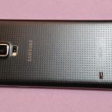 Samsung Galaxy S5 4G+ G901F - Telefon Samsung, Negru, 16GB, Orange, Single SIM, Quad core