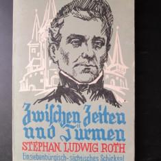 Carte in limba germana: Stephan Ludwig Roth, Michael Kroner - Willi Zeidner - Carte in germana