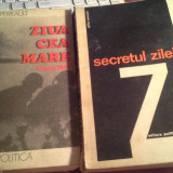 SECRETUL ZILEI Z DE GILLES PERRAULT - Istorie