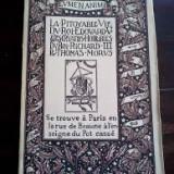 Thomas morus La pitoyable Vie du roi eduard v - Carte veche