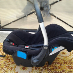Silver Cross, Black, scoica / scaun auto copii (0-13 kg)