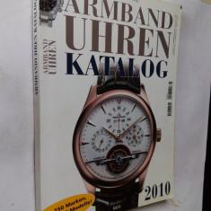 023.  Catalog ceasuri de lux-  Armband Uhren-2010