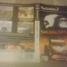 Coperta joc PS2 - Smuggler's Run