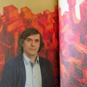 Mircea Cartarescu broșură prezentare Solenoid