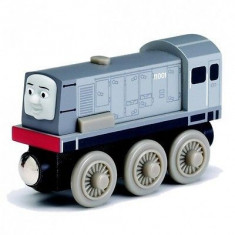 Locomotiva Dennis, Thomas si prietenii sai - Trenulet Fisher Price, Locomotive