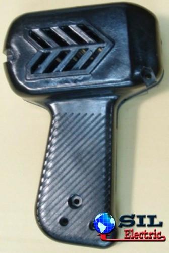 Carcasa pistol de lipit din ebonita 100W