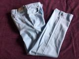 Pantaloni tip jeans ZEGNA SPORT, mas. 36, Bleu, Lungi