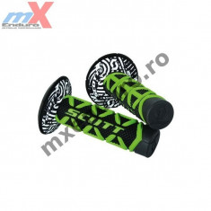 MXE Mansoane ghidon Scott culoare verde/negru Cod Produs: 230127-1089 - Simeringuri Moto