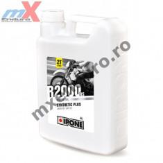 MXE Ulei moto 2T Ipone R2000 RS Sintetic Plus - JASO FD - API TC, 4L Cod Produs: 800378IP - Husa moto