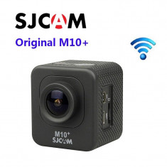 Camera video de actiune SJCAM M10 + PLUS 2K WIFI (gen GoPro Session) filmeaza 2K - Camera Video Actiune