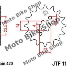 MBS Pinion fata Z13 420 Aprilia RS/RX/SX 50, Derbi Senda/GPR 50, Cod Produs: 7260706MA - Pinioane Moto