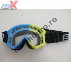 MXE Ochelarii cross Scott 89 Xi, culoare galben/albastru Cod Produs: 4011004141140 - Pompa frana Moto