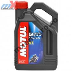 MXE Ulei Motul 5000 4T 10W40 4L Cod Produs: 104056 - Ulei relaxare