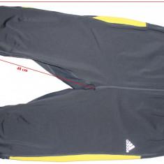Pantaloni trei sferti alergare Adidas, Clomacool, dama, marimea 2XL