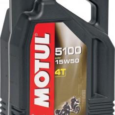 MXE Ulei Motul 5100 4T 15W50 4L Cod Produs: 104083 - Ulei relaxare