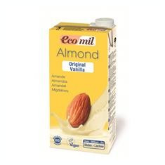 Bautura Bio de Migdale cu Aroma de Vanilie Ecomil Pronat 1L Cod: bg253111