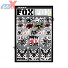 MXE Set Abtibild Fox Covert Cod Produs: 14507000NSAU