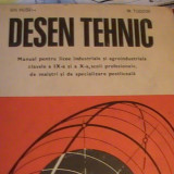 DESEN TEHNIC-MANUAL-CLS-IX-X-GH. HUSEIN-M.TUDOSE-527 PG A 4-, Alta editura