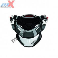 MXE Protectie gat copii Scott 450 culoare alb/negru Cod Produs: 223737-1035-S - Top case - cutii Moto