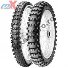 MXE Anvelopa Spate Pirelli Scorpion MXMS (Cont) mid Soft32, 90/100-14 49M NHS TT Motocross Cod Produs: 03130123PE - Kit lant transmisie Moto