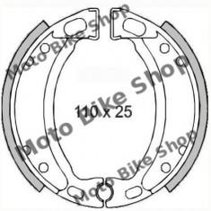 MBS Set saboti frana fata/spate MBK Booster, Cod Produs: 55434OL - Saboti frana Moto