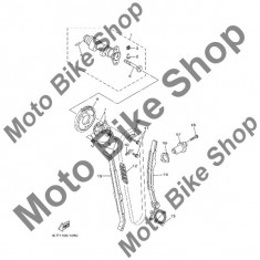 MBS Ax decomprecor 2001 Yamaha 660R RAPTOR (YFM660RN) #8, Cod Produs: 3YF122470000YA - Axe cu came Moto