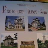 PROTOIERIA ILFOV SUD-MONOGRAFIE ALBUM-BINECUV.I PF DANIEL-PATRIARHUL BOR- - Carti Crestinism