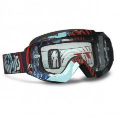 MXE Ochelari cross/enduro Scott MX Hustle, culoare albastru/rosu Cod Produs: 225103-3610043 - Sosete barbati