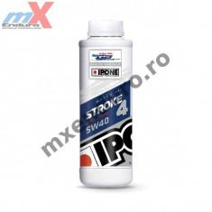 MXE Ulei moto 4T Ipone Stroke 4 5W40 100% Sintetic - JASO MA - API SL, 1L Cod Produs: 800004IP - Produs intretinere moto