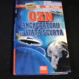O Z N -ANCHETATORII AU VIATA SCURTA-EMIL STRAINU- - Carte paranormal