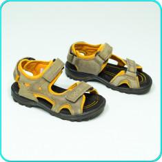 DE FIRMA → Sandale de calitate, PIELE, comode, aerisite, ECCO → baieti | nr. 29 - Sandale copii Ecco, Culoare: Din imagine, Piele naturala