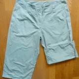 Pantaloni ¾/scurti Prada Milano; marime XL, vezi dimensiuni; impecabili, ca noi - Pantaloni dama, Culoare: Din imagine