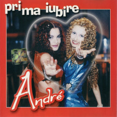 Andre - Prima Iubire (1 CD) - Muzica Pop cat music