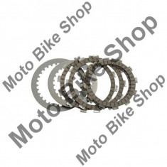 MBS Set discuri ambreiaj, fier, Suzuki RM250/88-91+94-95, Cod Produs: CPS4107AU - Set discuri ambreiaj Moto