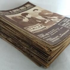 LOT 95 REVISTE SPORT - ANII 1964-1987 - Revista barbati
