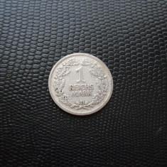 M. 1 reichsmark 1926 D, argint, Europa