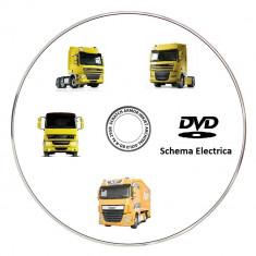 Daf CF65, CF75, CF85, XF95, LF45, LF55, XF105, XF106 Schema Electrica Manual - Manual auto