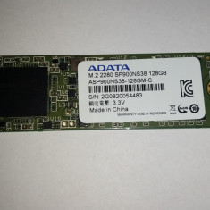 SSD Laptop M.2 2280 sata ADATA SP900NS38 128GB, SATA 2