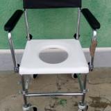 Scaun cu rotile pentru persoane cu dezabilitati