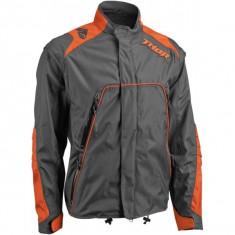 MXE Geaca moto Thor Outer Layer Range, charcoal/portocaliu Cod Produs: 29200413PE