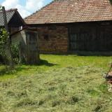 Vand casa + teren 1400 mp in sat Rona linga Jibou - Casa de vanzare, 60 mp, Numar camere: 2