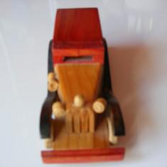 Macheta auto artizanala - Masinuta Altele