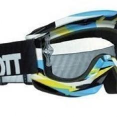 MXE Ochelari cross Scott Works Recoil 3L culoare albastru/galben Cod Produs: W218147SAU - Manete Ambreiaj Moto