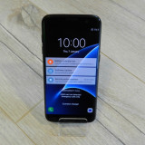 Samsung Galaxy S7 Edge Black Shaphire 32Gb Fara Urme de Uzura - Telefon Samsung, Negru, Neblocat, Single SIM