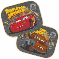 Parasolare laterale Disney Cars 2 bucati