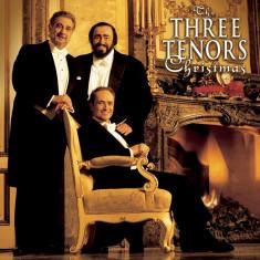 Domingo, Pavarotti, Carreras The Three Tenors Christmas (cd) - Muzica Sarbatori