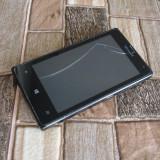 Microsoft Lumia 435 defect - pentru piese componente carcasa difuzor camera - Telefon Microsoft, Negru, Neblocat, Single SIM